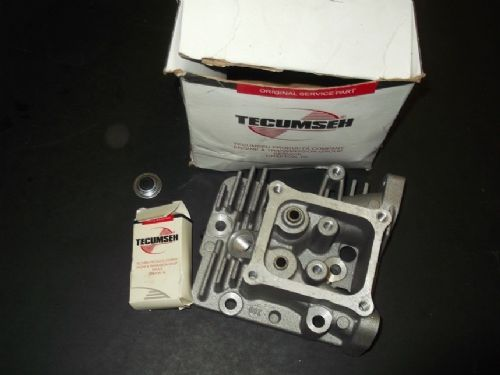 Tecumseh 37482 Cylinder head for ovrm120 models